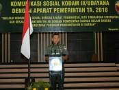 Kepala Staf Kodam IX/Udayana Brigjen TNI Kasuri - foto: Istimewa