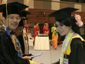 Wisuda ke-22 STIKOM Bali melepas 262 mahasiwa dari tiga program pendidikan yakni, Diploma III, Strata I dan program dual degree yang merupakan program internasional - foto: Istimewa