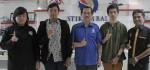 Trio 'Hacker' STIKOM Bali Juarai Kompetisi Hackfest 2018 di Yogyakarta