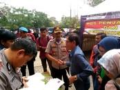 Memperingati HUT Bhayangkara ke-72, Polsek Cengkareng Polres Metro Jakarta Barat, khusus hari ini, Selasa (26/06/2018), memberikan pelayanan Surat Keterangan Catatan Kepolisian (SKCK) secara gratis - foto: Istimewa