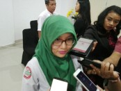 dr. Parasamya Dewi Cipta, AAAK, Kepala Cabang Denpasar BPJS Kesehatan - foto: Koranjuri.com