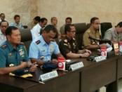 Rapat menjelang persiapan pengamanan mudik lebaran 2018, bersama kepolisian - foto: Istimewa