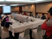 Saiful Mujani Research & Consulting melansir data hasil survei Pilkada serentak di Bali 27 Juni 2018 - foto: Istimewa