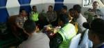 Wakapolda Jateng Pantau Langsung Arus Lalulintas di Kebumen