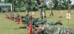 Tingkatkan Skill, Ratusan Personil Kodim Purworejo Jalani Latihan Menembak