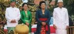 Jokowi Kenakan Udeng Hijau Buka PKB Ke-40