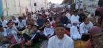 Ribuan Jamaah Sholad Ied Di Kraton Solo
