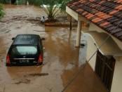 Banjir bandang menerjang 3 dusun di Kecamatan Singojuruh, Banyuwangi, Jawa Timur, Jumat, 21 Juni 2018 - foto: Istimewa