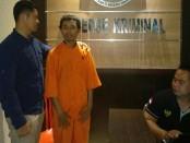 Pelaku pencurian motor di pantai Seseh diamankan Satuan Reskrim Polres Badung - foto: Istimewa