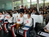 Peserta The Nexdev Telkomsel di Denpasar - foto: Ari Wulandari/Koranjuri.com