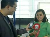 Aplikasi TCASH kini dapat digunakan oleh seluruh pelanggan lintas operator telekomunikasi yang telah mendapatkan izin dari Bank Indonesia - foto: Ari Wulandari/Koranjuri.com