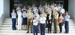 Sesko Australia Kunjungi Markas Besar AU