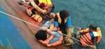 Diduga Bocor, KM Lestari Maju Tenggelam di Perairan Selayar