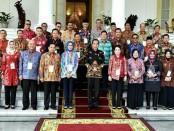 Dialog Asosiasi Pemerintah Kota Seluruh Indonesia (APEKSI) Dengan Presiden di Istana Bogor - foto: Istimewa