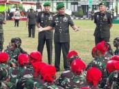 Batalyon Infanteri Mekanis 741/Garuda Nusantara - foto: Istimewa