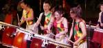 Wadaiko Bawa Pesan Persahabatan Indonesia-Jepang