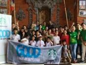 Salah satu kegiatan dalam rangka HAN yang digelar Starbucks Indonesia - foto: Ari Wulandari/Koranjuri.com