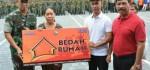 Kerja Bareng Kodam IX/Udayana Gelar Baksos Peringati HUT TNI Ke-73