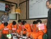 Pelaku peredaran sabu-sabu diamankan Polres Badung - foto: Istimewa