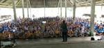 Pasebaya Turun ke Sekolah: Ancaman Erupsi Gunung Agung Masih Ada