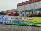 Monitoring BKK SMK N 3 Purworejo bersama PT Karya Tama Sejati, di Malaysia - foto: Sujono/Koranjuri.com