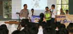 Satlantas Polres Kebumen Gelar Safety Riding Roadshow