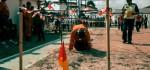 Rayakan HUT RI Ke-73 Unit ARFF BNR Bali Gelar ARFF Challenges