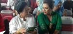 Megawati Sarankan Bupati Eka untuk meng-Indonesia-kan Art & Food di TLAF
