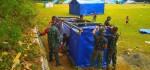 95 Persen Bangunan di Desa Jeringo Lombar Luluh Lantak Akibat Gempa