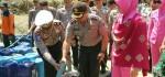 Polres Kebumen Drop Air Bersih di 38 Desa Terdampak Kekeringan