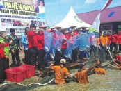 Kabupaten Kotawaringin Timur (Kotim) Propinsi Kalimantan Tengah dinilai layak menjadi sentra ikan Patin Nasional - foto: Istimewa