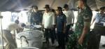 Wiranto dan Idrus Marham Pantau Penanganan Pengungsi di Lombok Utara