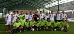 Tim Wartawan Bertemu Tim Pendam Udayana di Lapangan Futsal