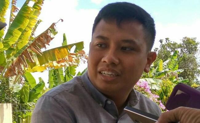 Bramantyo Suwondo Mudhiantoro, Caleg DPR RI dari dapil 6 Jateng - foto: Sujono/Koranjuri.com