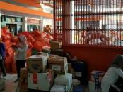 PT. Pos Indonesia menggelar program Pos Peduli Korban Bencana Gempabumi Lombok sejak 29/7/2018 hingga 16/8/2018 - foto: Istimewa