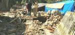 Bangunan di Montong Dauh dan Kluncing Lombok Tengah 90 persen Rubuh