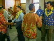 Anggota korps diplomatik dari kedutaan besar negara-negara peserta IMF-WBG AM 2018 menghadiri acara Diplomatic Tour: Discovering Bali, 24-25 Agustus 2018 di Bali - foto: Istimewa