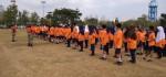 Bangun Kedisiplinan, Siswa SMPN 12 Purworejo Ikuti Program Bela Negara
