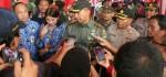 Warga Antusias Datangi Pos TNI Manunggal KB Kesehatan di Jakarta