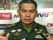 Kapendam XVII/Cenderawasih Kolonel Infanteri Muhammad Aidi - foto: Istimewa