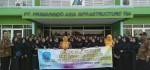 240 Siswa SMK Batik Purworejo Ikuti Kunjungan Industri