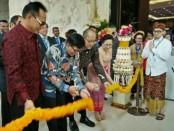 Pembukaan 3th FARO Meeting, di Nusa Dua, Bali - foto: Ari Wulandari/Koranjuri.com