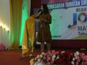 Suasana launching program job matching di SMK N 3 Purworejo, Kamis (6/9) - foto: Sujono/Koranjuri.com