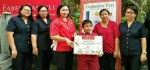 Juarai Lomba Family Art Competitions, Natha Wiryawan Terbang ke Thailand