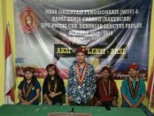 Perhimpunan Mahasiswa Katolik Republik Indonesia (PMKRI) menggelar Masa Orientasi Fungsionaris (MOF) dan Rapat Kerja Cabang (Rakercab) - foto: Istimewa