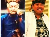 Anak Agung Putu Oka Manek (kiri) - Anak Agung Ngurah Agung (kanan) - foto: Istimewa