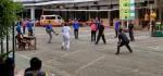Ribuan Siswa SMK PN Purworejo Ikuti Jalan Sehat Lintas Jejak Pahlawan