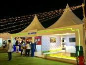 Booth BNR Bali di even Pesona NDF 2018 - foto: Ari Wulandari/Koranjuri.com
