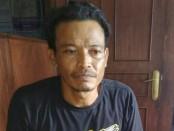 Tersangka I Nyoman Gede Eka M (47) - foto: Istimewa