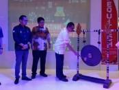 Pembukaan OJK Fintech Days 2018 di Bali - foto: Ari Wulandari/Koranjuri.com